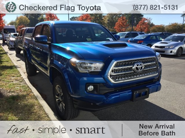 Certified Pre-Owned 2017 Toyota Tacoma 4WD
