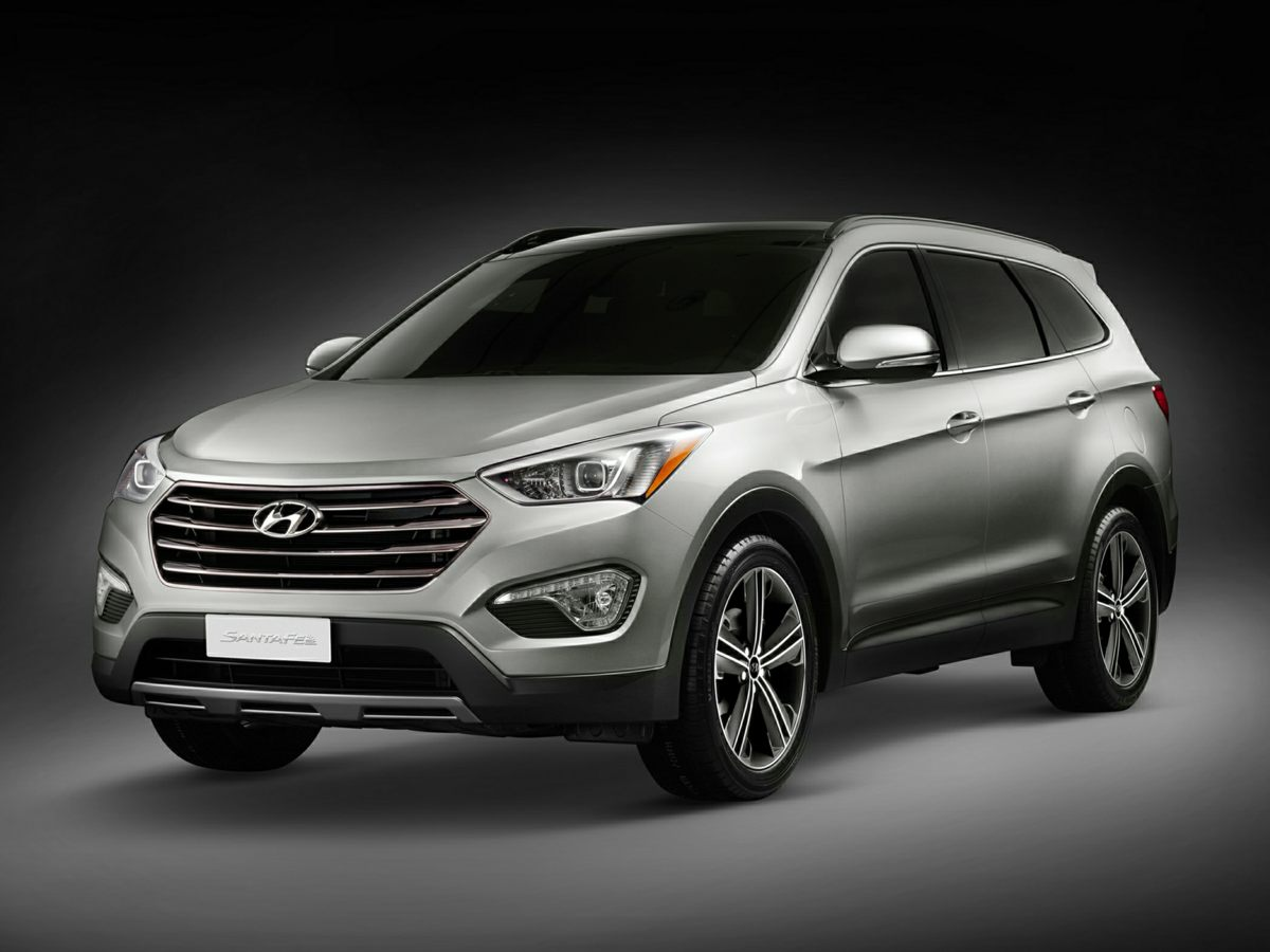 Certified Pre-Owned 2015 Hyundai Santa Fe Limited FWD 4D Sport Utility