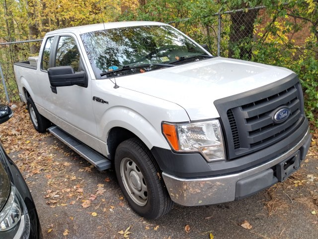 Pre-Owned 2012 Ford F-150 XL RWD Standard Bed