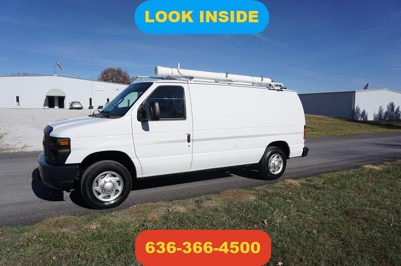 2012 Ford E-Series Cargo E-150 3dr Cargo Van