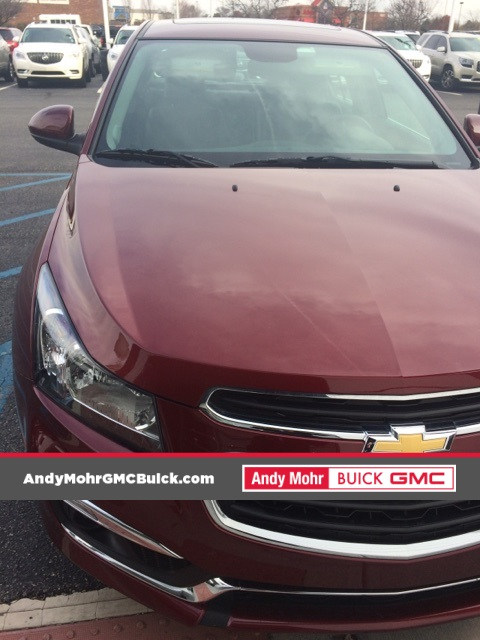 Pre-Owned 2016 Chevrolet Cruze Limited LTZ FWD 4D Sedan