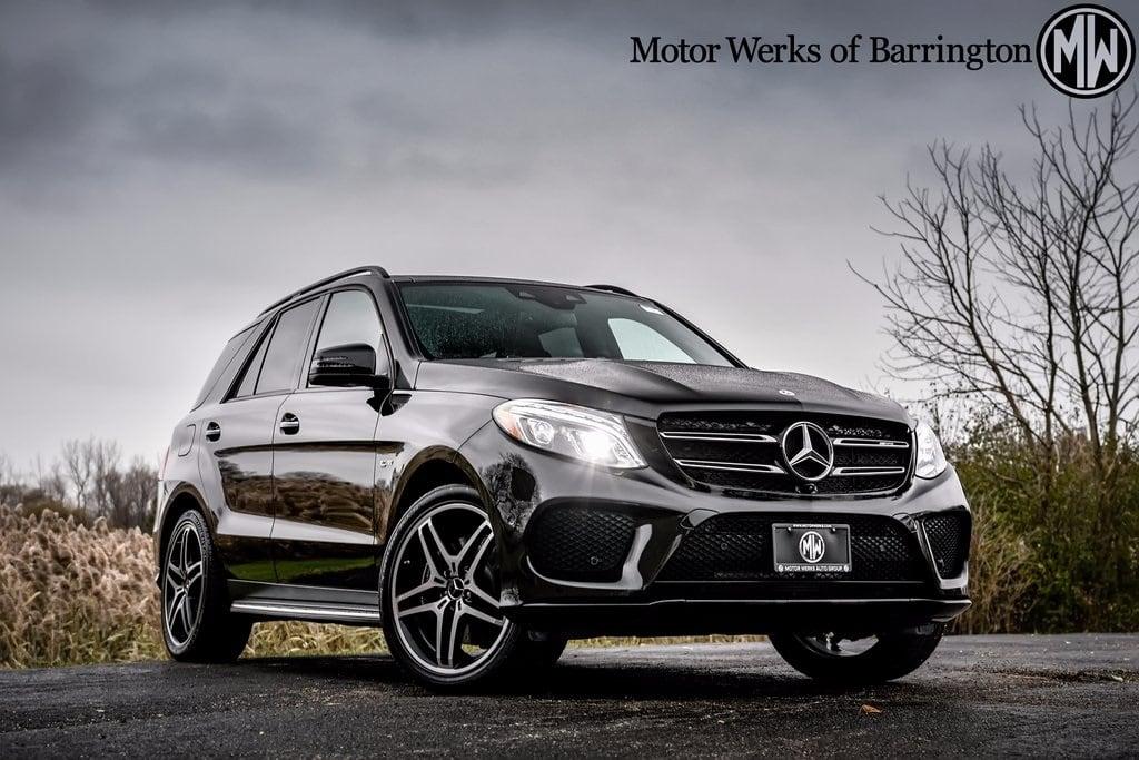 2017 Mercedes-Benz AMG GLE 43 4MATIC SUV