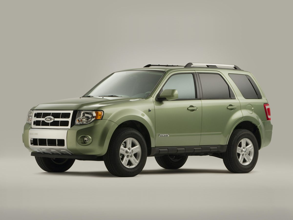 PRE-OWNED 2011 FORD ESCAPE HYBRID AWD