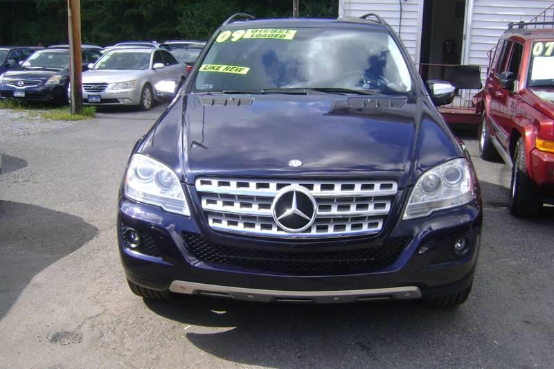 2009 Mercedes-Benz M-Class AWD ML 320 BlueTEC 4MATIC 4dr SUV