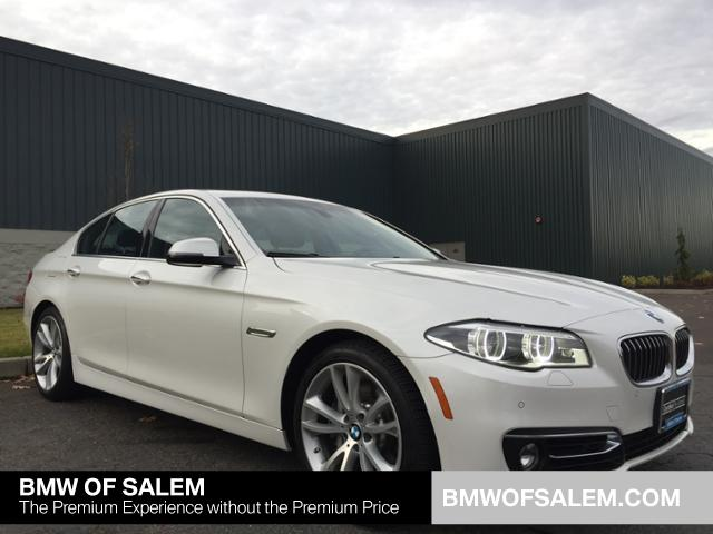 Certified Pre-Owned 2014 BMW 535d in Salem, OR