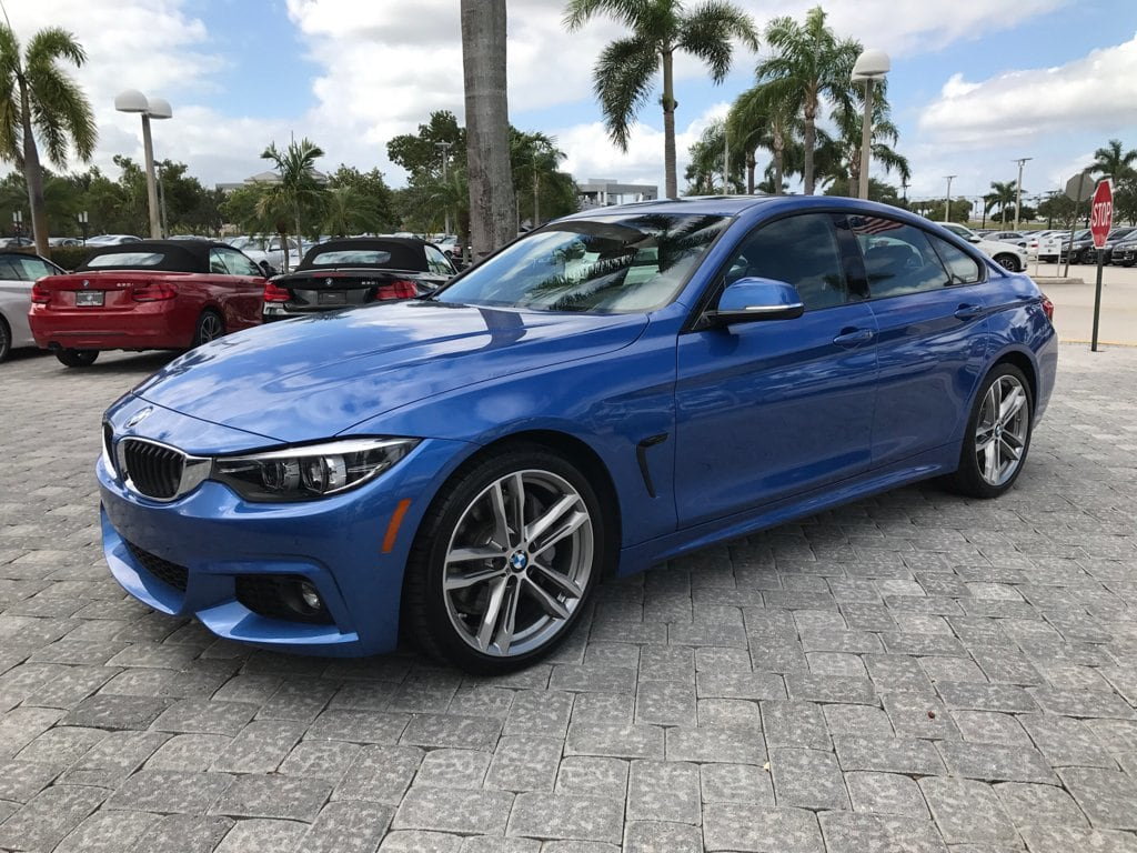 2018 BMW 430i Gran Coupe For Sale in Pembroke Pines