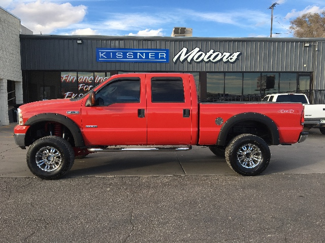 2006 Ford F-250 SD XL Crew Cab 4WD