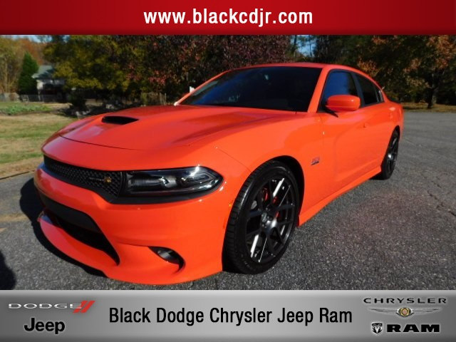 Used 2016 Dodge Charger R/T Scat Pack Sedan For Sale in Statesville NC