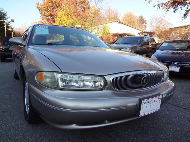 1998 Buick Century Limited 4dr Sedan