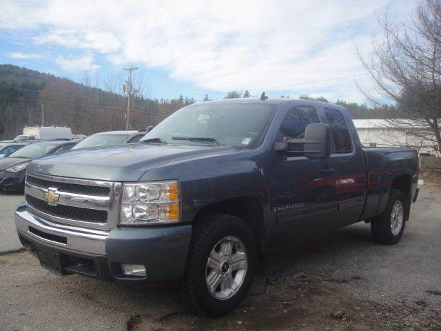 2009 Chevrolet Silverado 1500 4x4 Work Truck 4dr Extended Cab 5.8 ft. SB