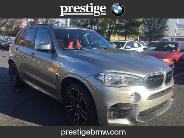 Photo 2017 BMW X5 M SUV
