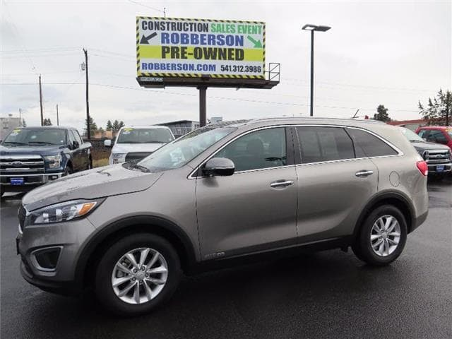 Used 2017 Kia Sorento 3.3L LX All-wheel Drive SUV For Sale Bend, OR