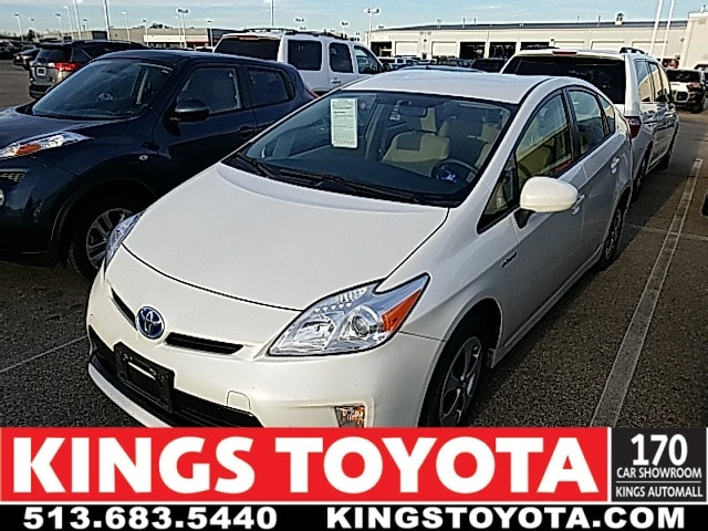 Used 2014 Toyota Prius Two Hatchback in Cincinnati, OH