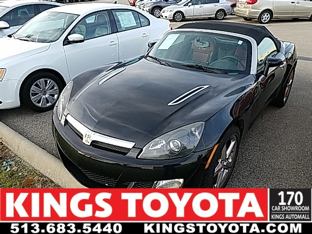 Used 2008 Saturn Sky Red Line Convertible in Cincinnati, OH