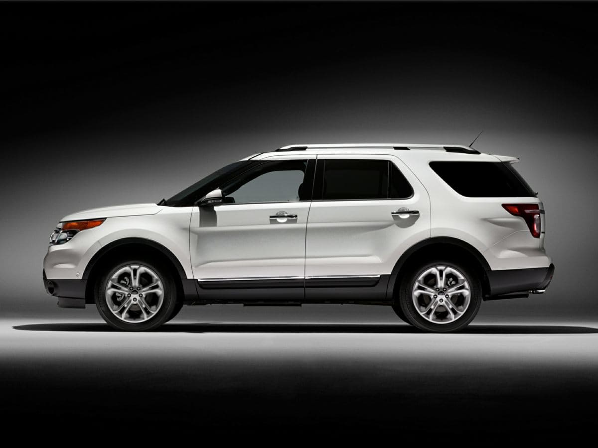 Used 2014 Ford Explorer Limited SUV 6-Cylinder SMPI DOHC in Miamisburg, OH