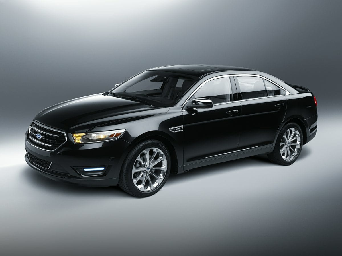 Used 2016 Ford Taurus Limited Sedan 6-Cylinder SMPI DOHC in Miamisburg, OH