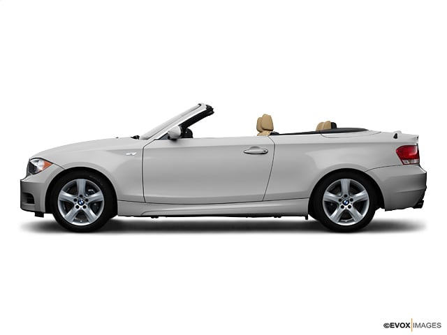2009 BMW 135 Convertible Rear-wheel Drive