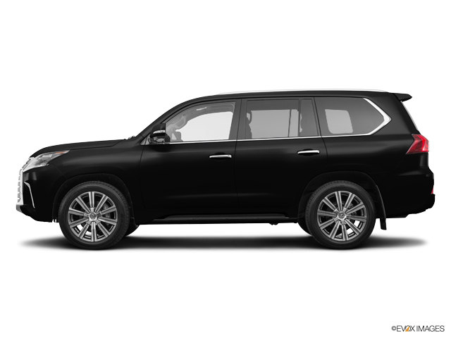 Pre-Owned 2016 LEXUS LX 570 SUV in Greenville SC