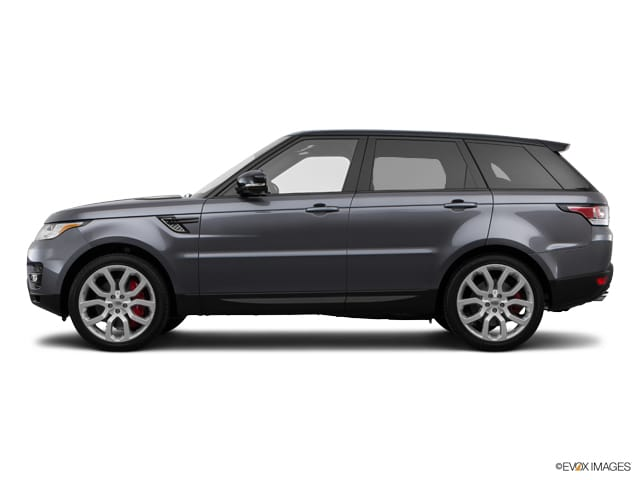 Pre-Owned 2014 Land Rover Range Rover Sport Supercharged 4WD Supercharged in Greenville SC