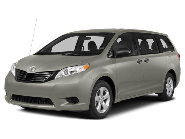 Used 2015 Toyota Sienna LE 8-Passenger LE 8-Passenger Mini-Van in Chandler, Serving the Phoenix Metro Area
