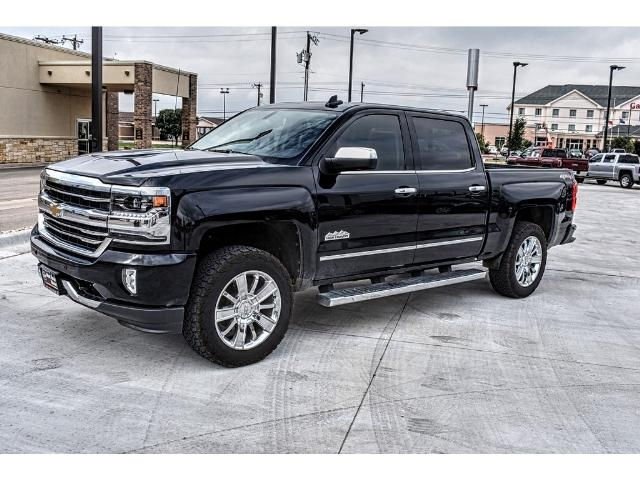 USED 2016 CHEVROLET SILVERADO 1500 HIGH COUNTRY 4WD