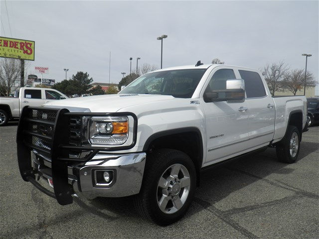USED 2016 GMC SIERRA 2500HD SLT 4WD