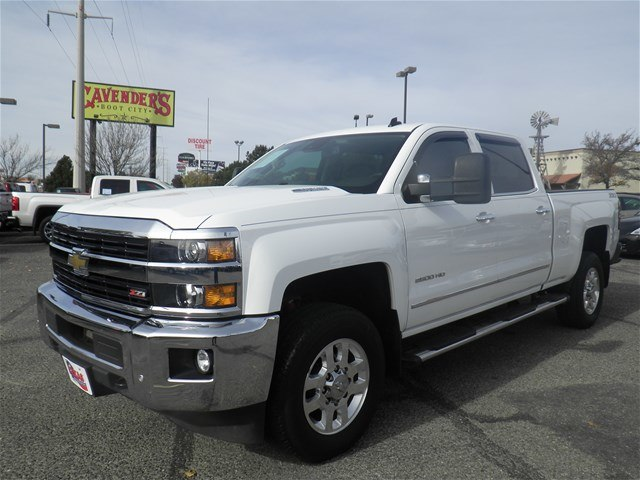 USED 2015 GMC SIERRA 2500HD DENALI 4WD