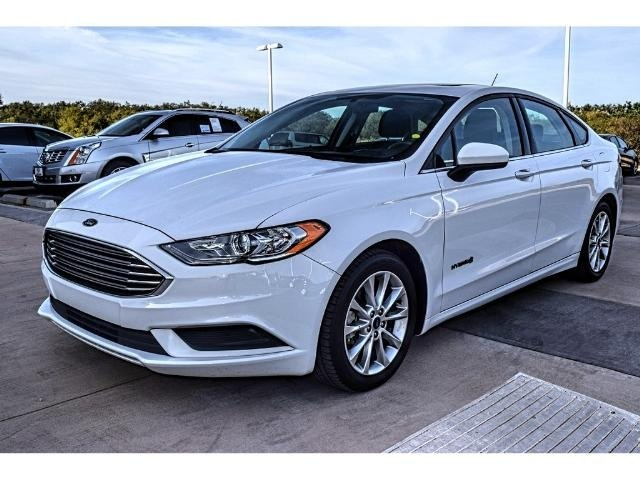 USED 2017 FORD FUSION HYBRID SE FWD SEDAN