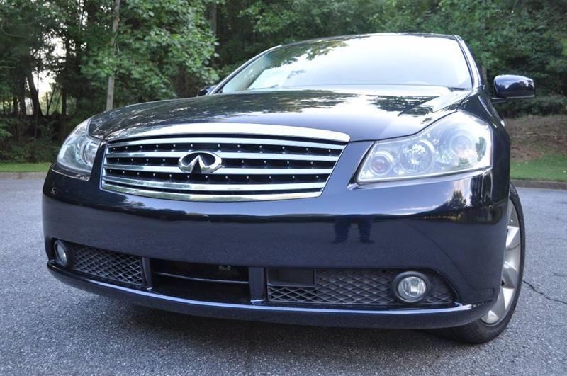 2007 Infiniti M35 AWD x 4dr Sedan