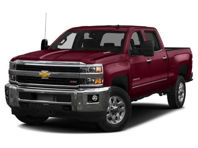 Used 2016 Chevrolet Silverado 2500HD LTZ Near Indianapolis