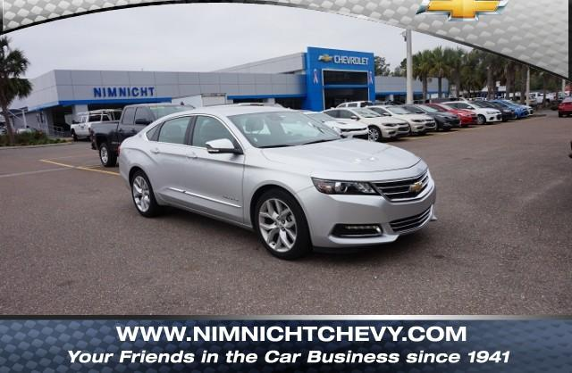Certified Pre-Owned 2017 Chevrolet Impala 4dr Sdn Premier w/2LZ FWD 4dr Car