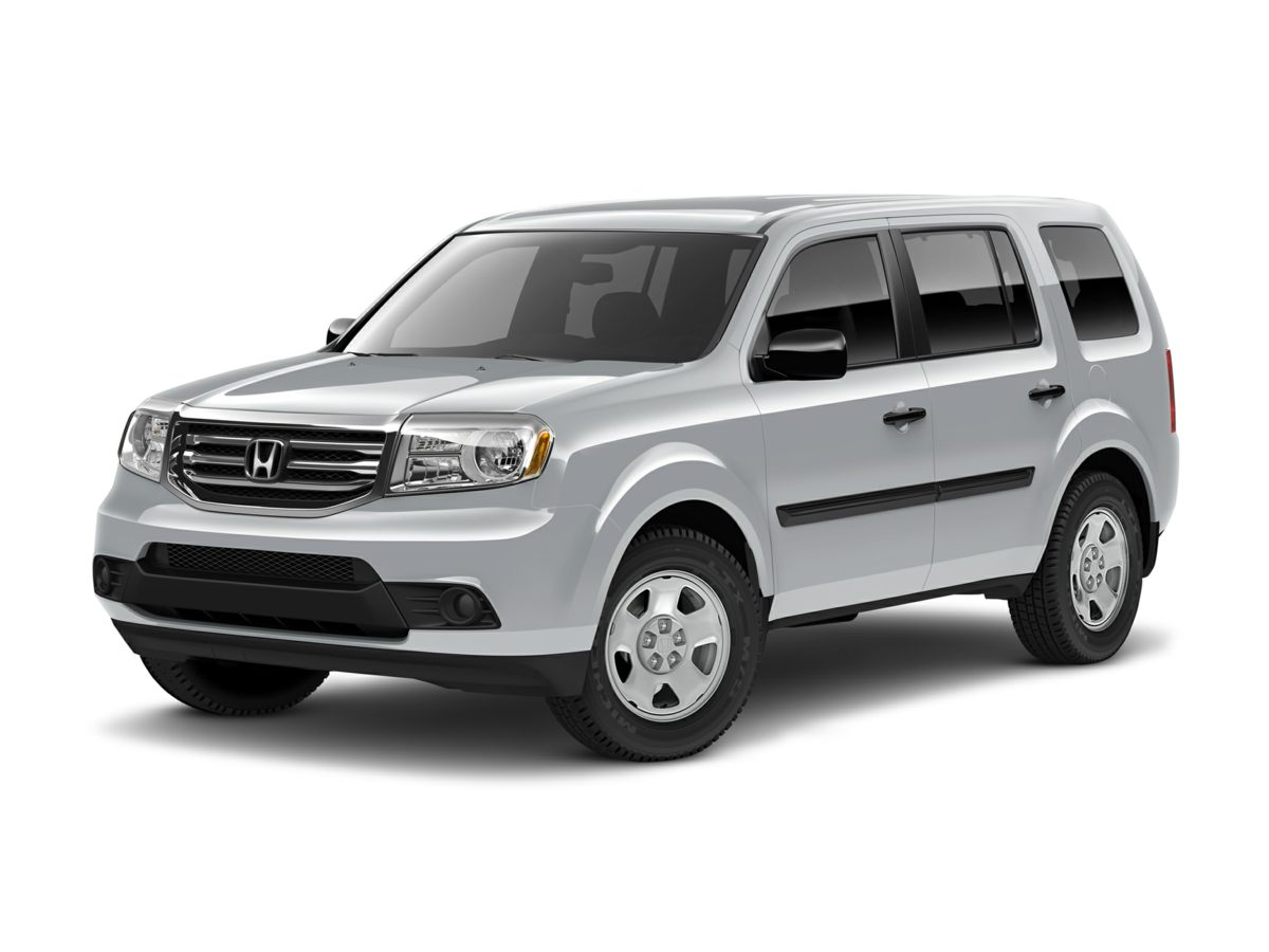 Used 2012 Honda Pilot LX FWD SUV in Hampton Roads