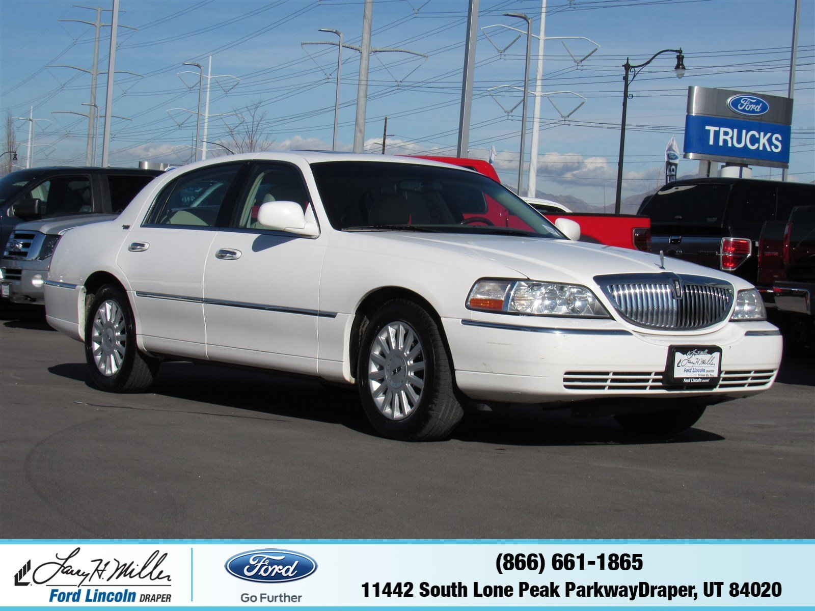 Used 2005 Lincoln Town Car Signature Limited Sedan in Draper