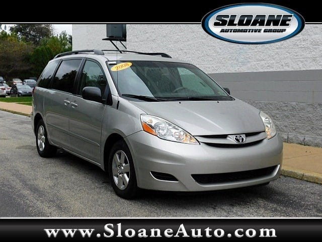 2008 Toyota Sienna LE Minivan/Van FWD