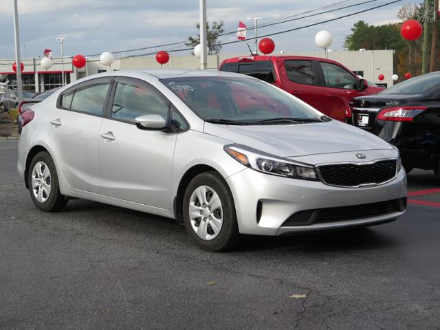 Certified Pre-Owned 2017 Kia Forte LX FWD 4dr Car