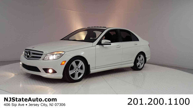 2010 Mercedes-Benz C-Class 4dr Sedan C 300 Sport 4MATIC