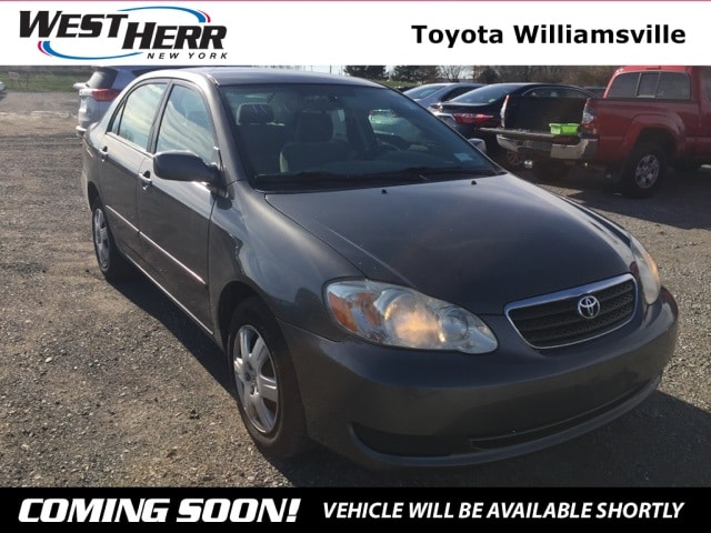 2005 Toyota Corolla LE Sedan For Sale - Serving Amherst