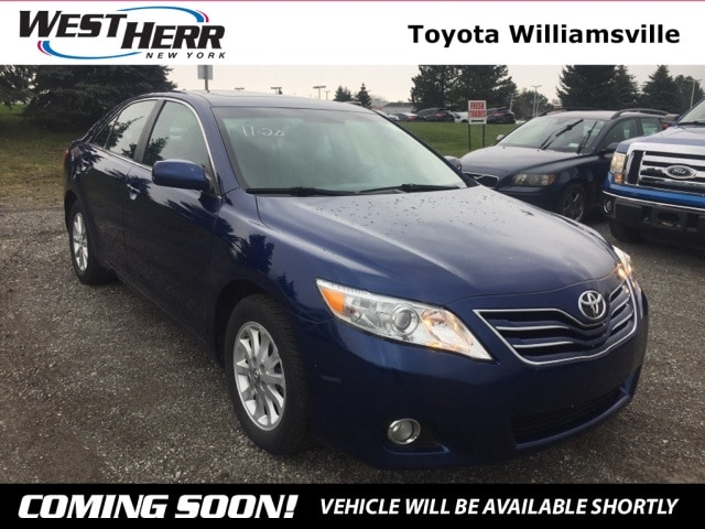 2011 Toyota Camry XLE Sedan For Sale - Serving Amherst