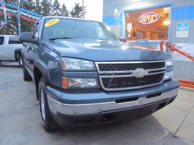 2006 Chevrolet Silverado 1500 LT1 4dr Extended Cab 4WD 6.5 ft. SB