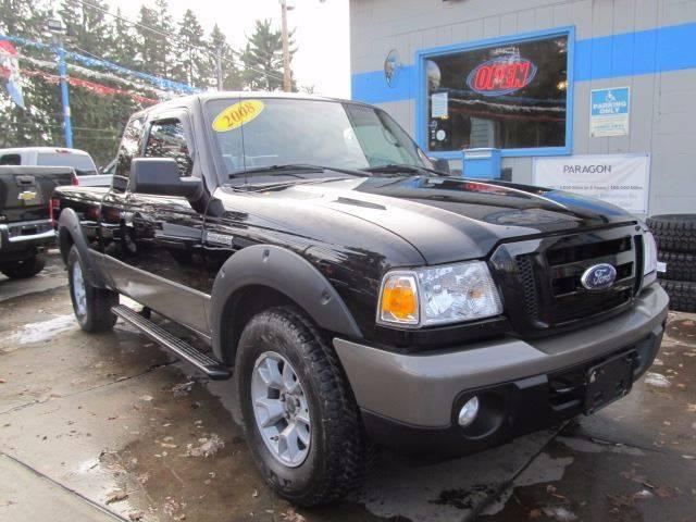 2008 Ford Ranger 4x4 FX4 Off-Road 4dr SuperCab SB