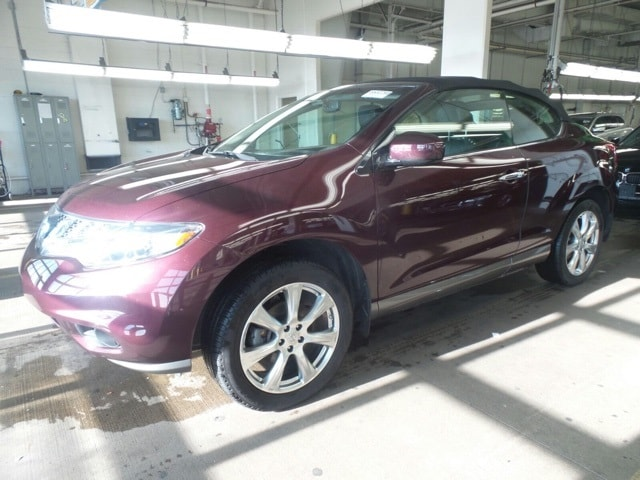 Photo Certified Pre-Owned 2014 Nissan Murano CrossCabriolet Base SUV in Manassas, VA