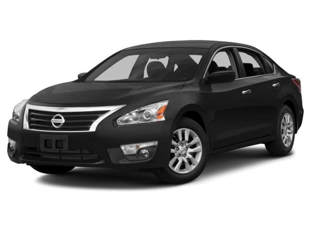 Photo Used 2015 Nissan Altima 2.5 S Sedan in San Leandro, CA