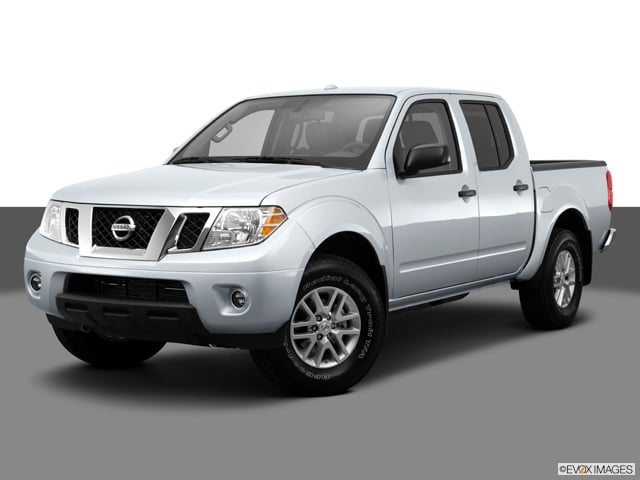 Photo Used 2014 Nissan Frontier SV Truck Crew Cab in San Leandro, CA