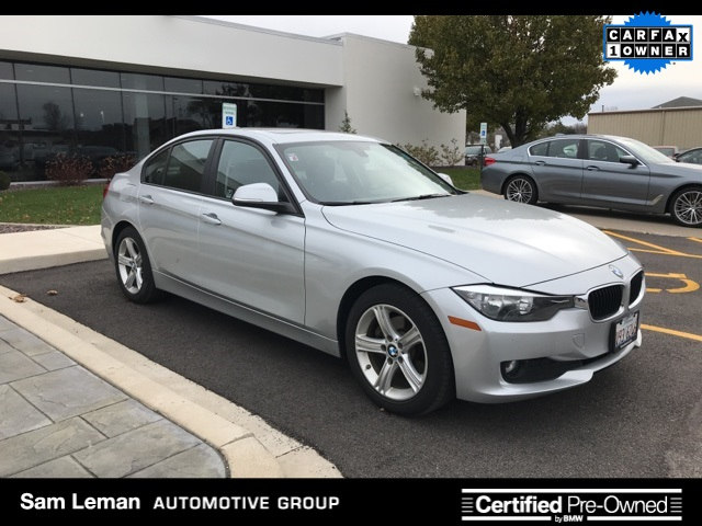 Certified Pre-Owned 2014 BMW 320i xDrive in Peoria, IL