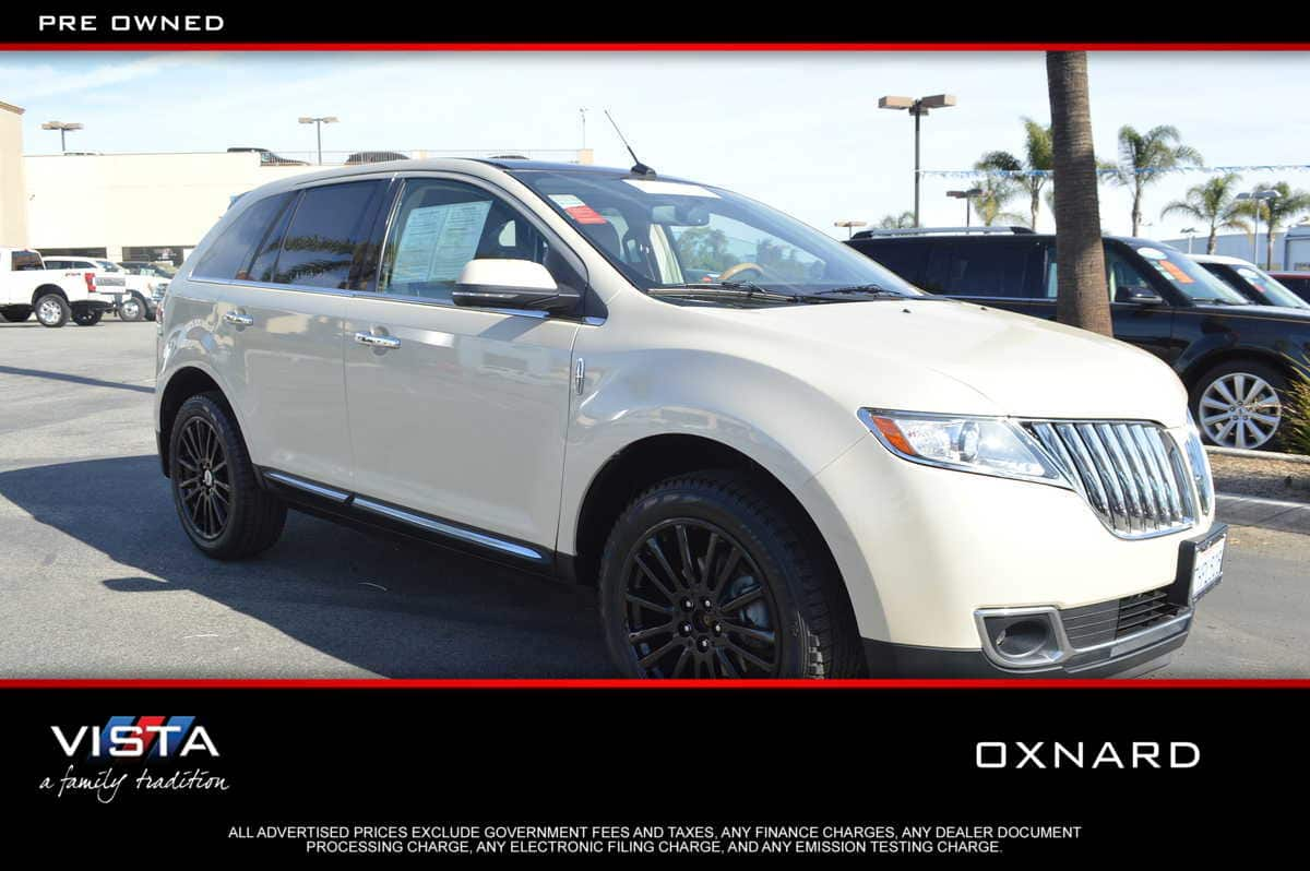 2014 Lincoln MKX SUV Liter