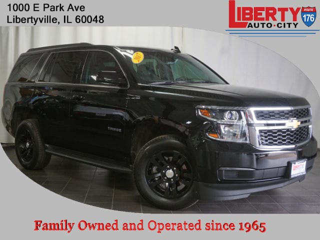 Used 2017 Chevrolet Tahoe LT SUV in Libertyville