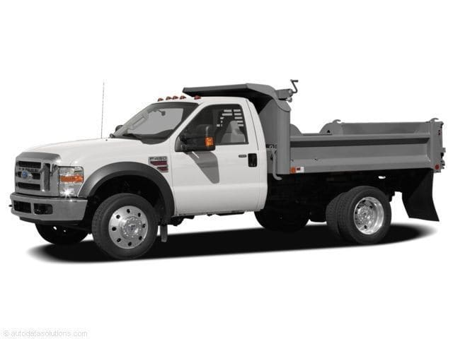 Used 2008 Ford F-450 Chassis Truck Regular Cab in Libertyville