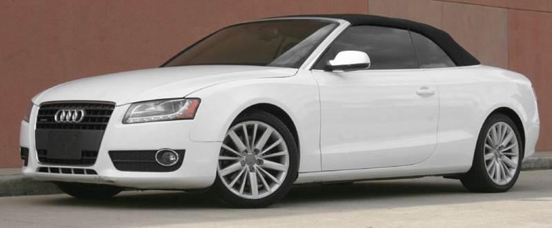 2010 Audi A5 AWD 2.0T quattro Prestige 2dr Convertible