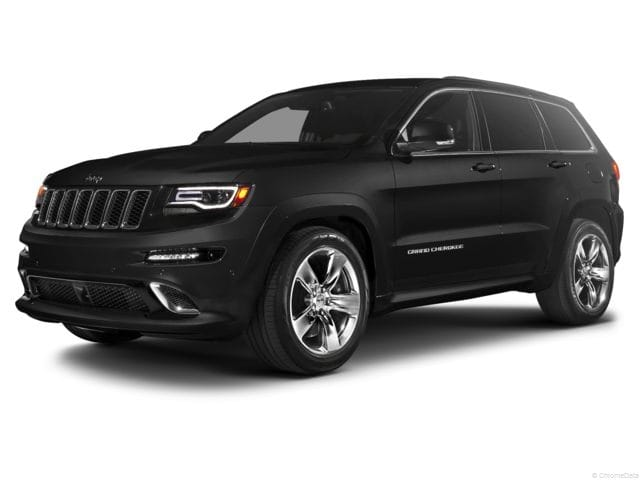 Pre-Owned 2014 Jeep Grand Cherokee SRT 4x4 SUV Fort Wayne, IN