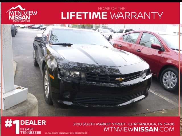 2015 Chevrolet Camaro LS w/2LS Coupe Rear-wheel Drive
